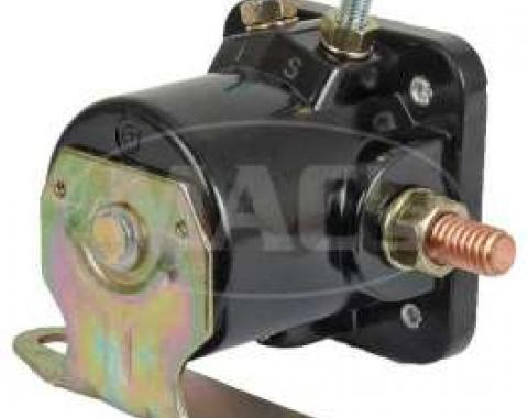 Starter Relay - Replacement Style - 12 Volt