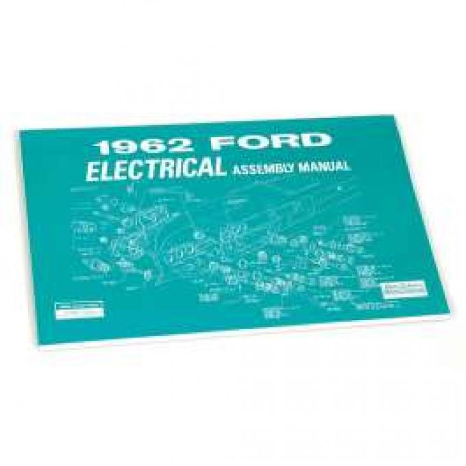 Ford Electrical Assembly Manual - 159 Pages