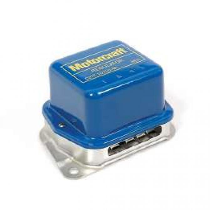 Voltage Regulator - With Air Conditioning Or Power Top