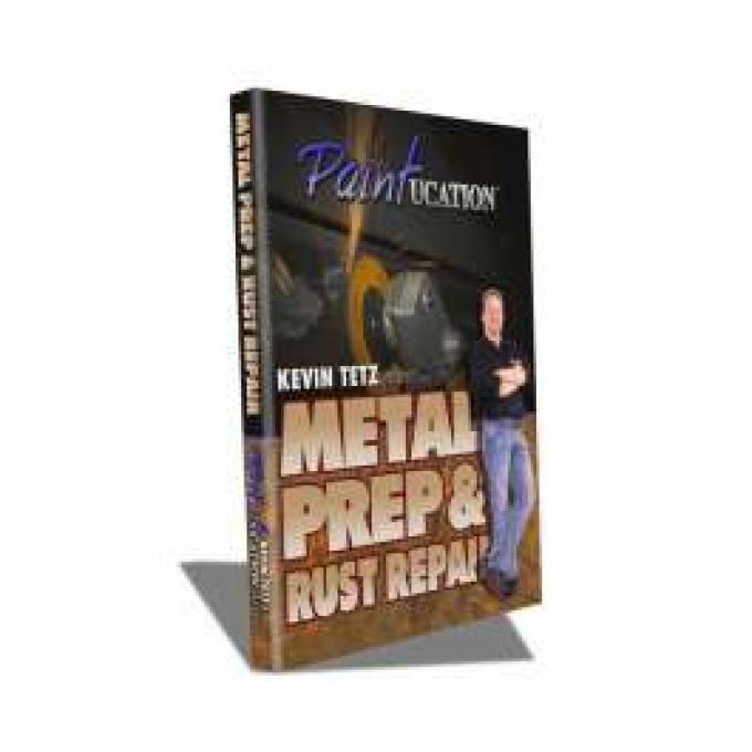 Metal Preparation And Rust Repair DVD