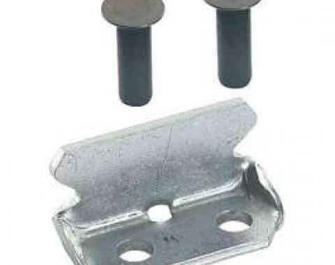 Manual Transmission Clutch Fork Bracket - L-Shaped
