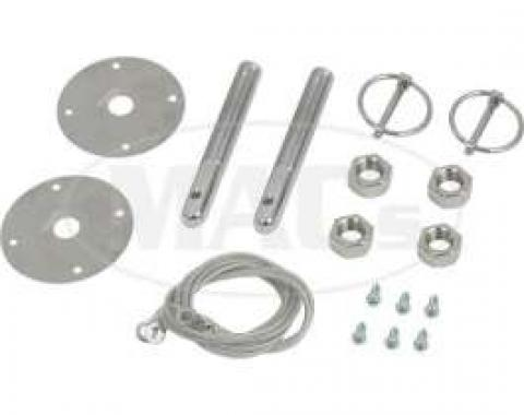 Hood Lock Pin Kit