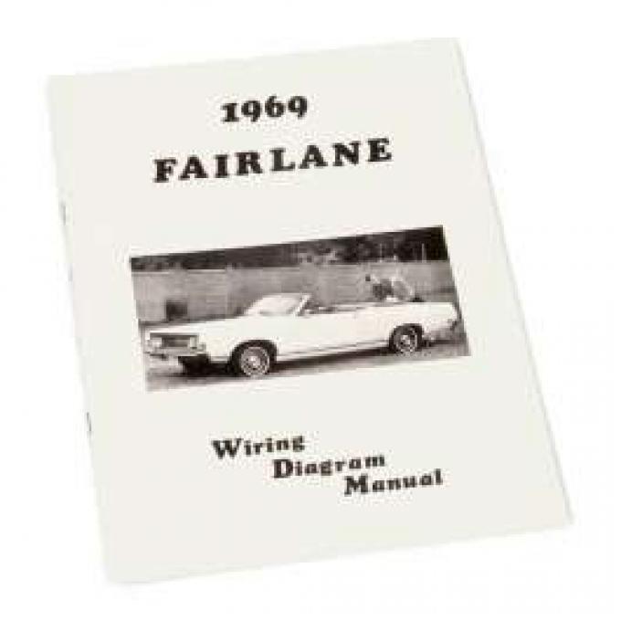 Fairlane Wiring Diagram Manual - 18 Pages