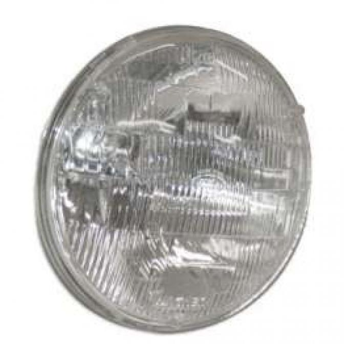 Sealed Beam Headlight - 12 Volt - High Beam