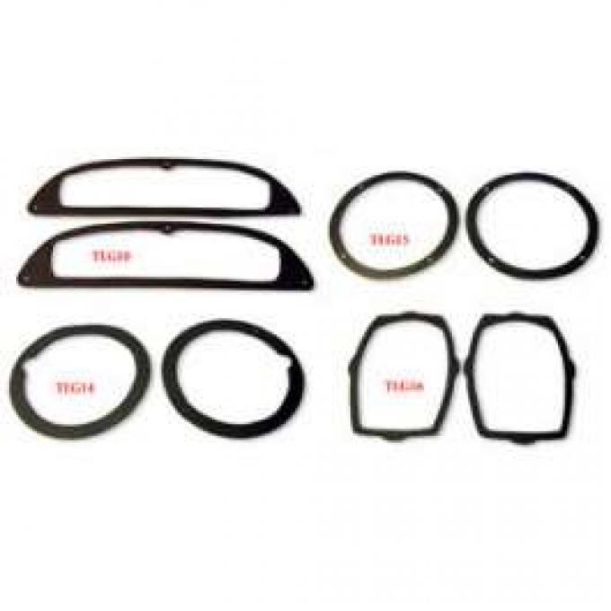 Tail Light Lens To Housing Gasket Set