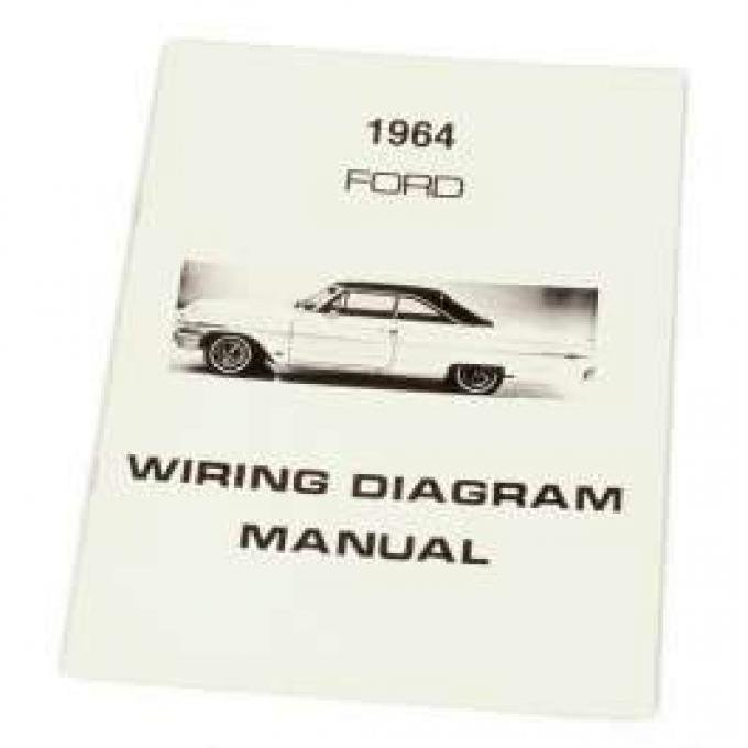 Wiring Diagram Manual - 8 Pages
