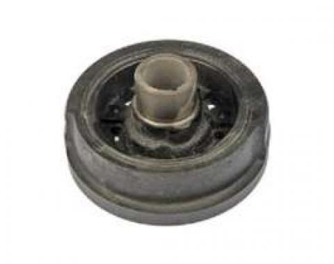 Crankshaft Vibration Damper - Harmonic Balancer - 4 Bolt - 6-1/2 Diameter - For 302 Engine