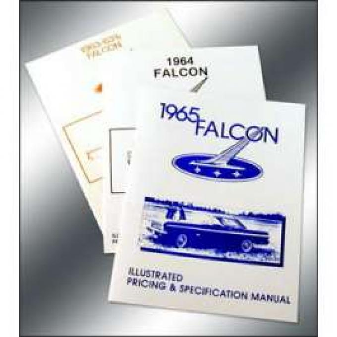 Falcon Illustrated Facts And Features Manual - 32 Pages