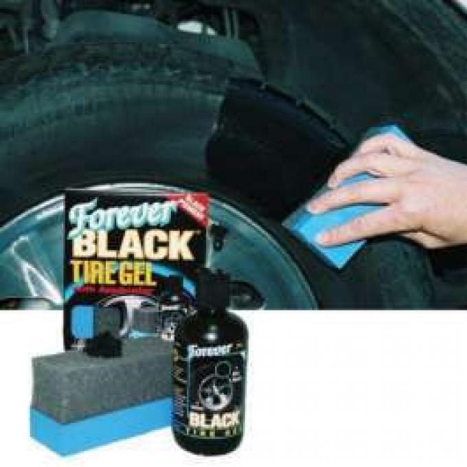 Forever Black Tire Gel