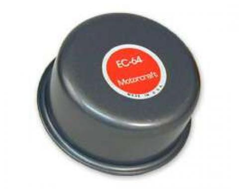 Oil Filler Breather Cap - Twist-On - Anodized Finish