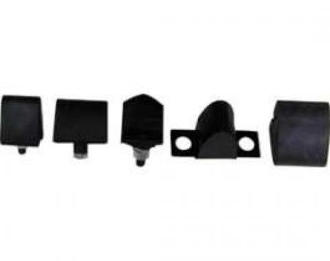 Upper Control Arm Bumper - Rubber