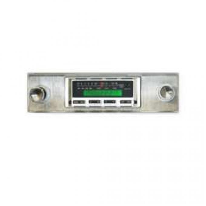 Stereo Radio, AM/FM/iPod, Falcon, 1960-1963, Ken Harrison