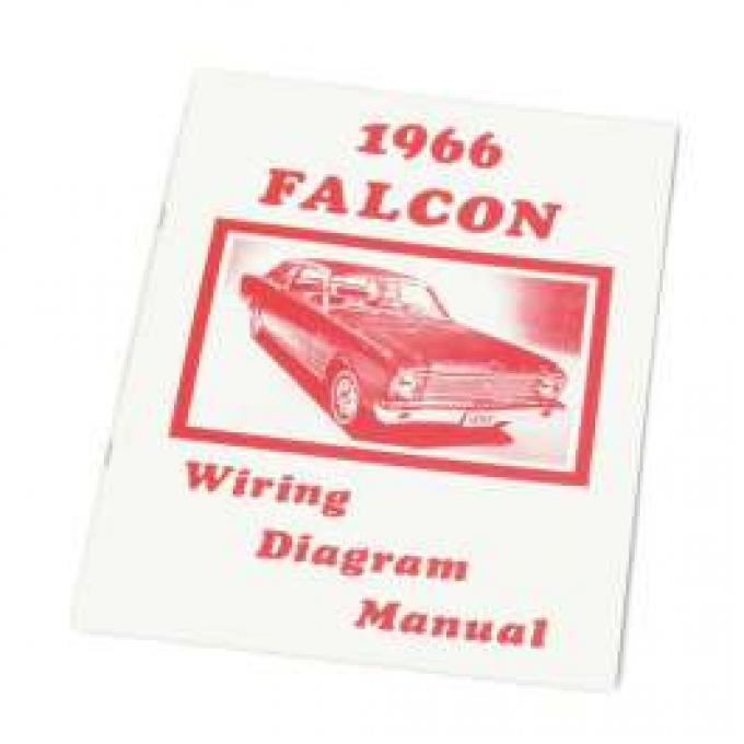 Falcon Wiring Diagram Manual - 12 Pages