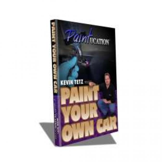 Paint Your Own Car DVD