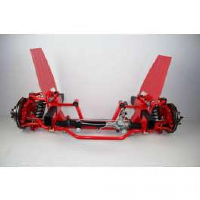 Mustang II Suspension & Brake System, Complete, Coil-Over Shocks, Fairlane, Falcon, Ranchero, Torino, Comet, Montego, 1960-1971