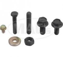 Air Conditioning Underhood Bolt Kit, 429, Ford & Mercury, 1970-1971