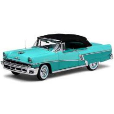 Montclair Model, Convertible, Two Toned Turquoise, 1:18 Scale, 1956