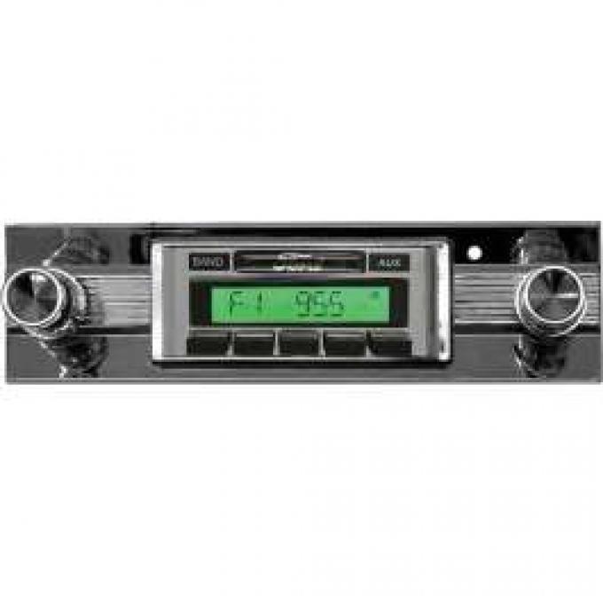 Torino/Ranchero Stereo Radio,AM/FM,USA630,Custom Autosound,1970-1971