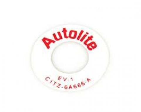 PCV Plastic Ring - C1TZ-6A666-A - 427 V8