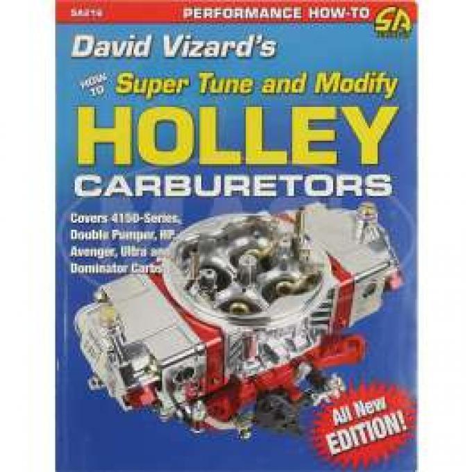 Super Tuning & Modifying Holley Carburetors