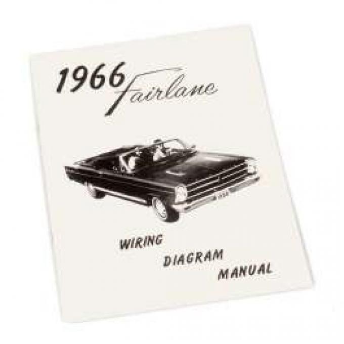 Fairlane Wiring Diagram Manual - 12 Pages