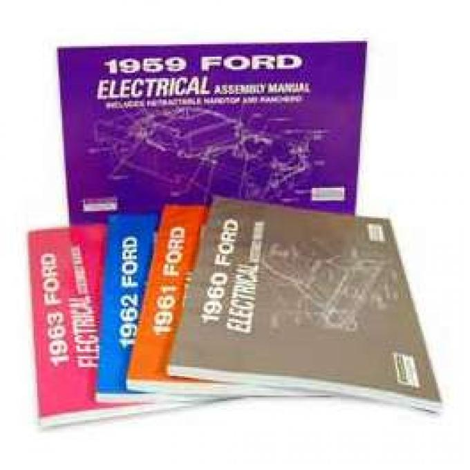 Ford Electrical Assembly Manual - 145 Pages
