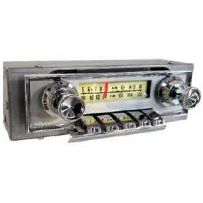 Galaxie Radio,AM/FM Reproduction,1964