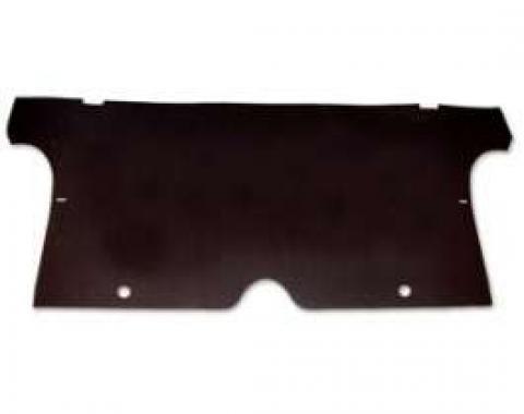Rear Seat Divider Board -Door Hardtop