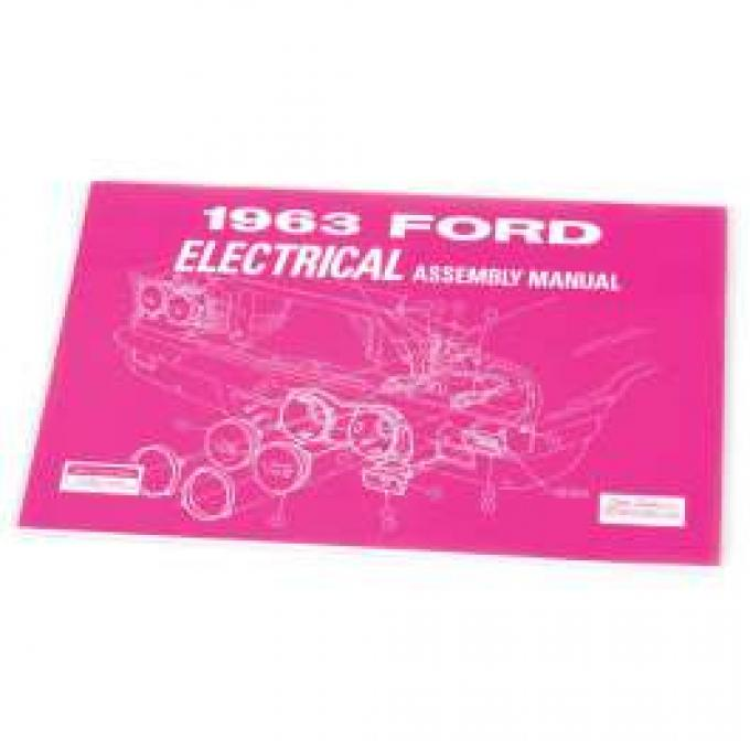 Ford Electrical Assembly Manual - 157 Pages
