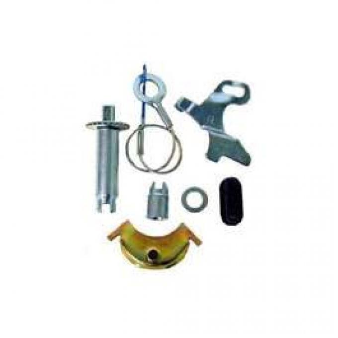 Brake Shoe Self Adjuster Repair Kit - Left - For 9 Brakes