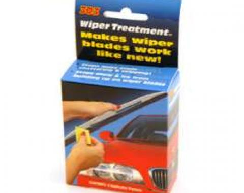 303 Wiper Blade Treatment