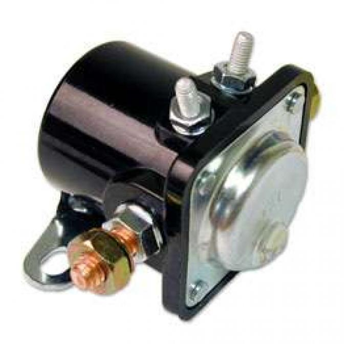 Starter Relay - Coarse Thread Studs - Vented Bottom - Stamped C7AF-11450-A1 and Autolite