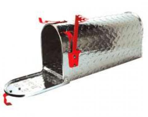 Mailbox, Diamond Plate