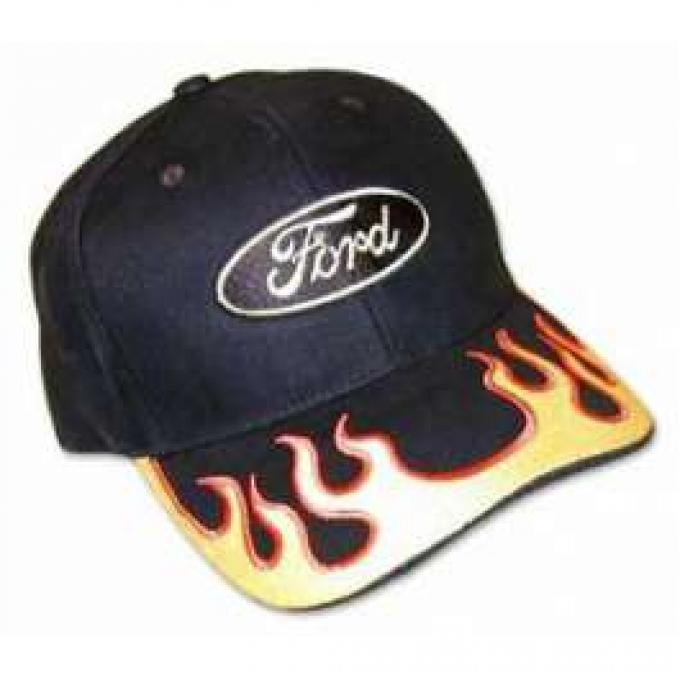 Hat, Ford Inferno, Flames