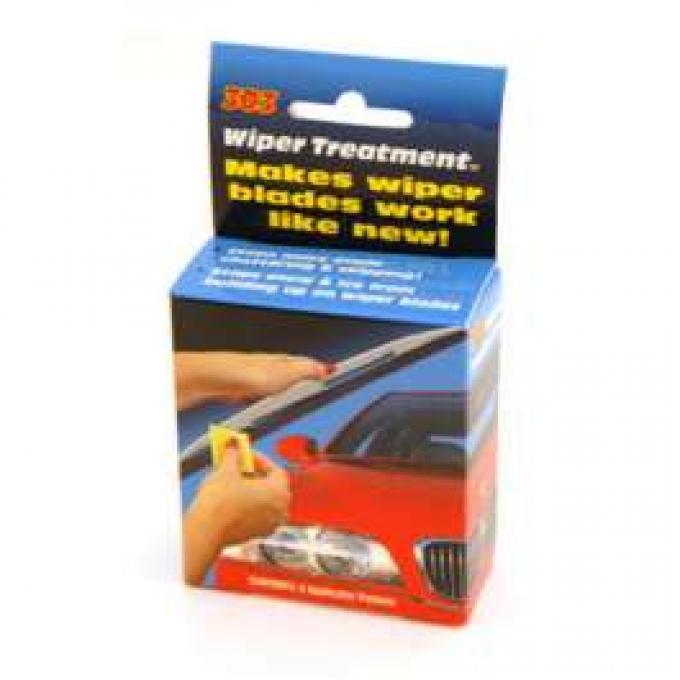 303 Wiper Blade Treatment