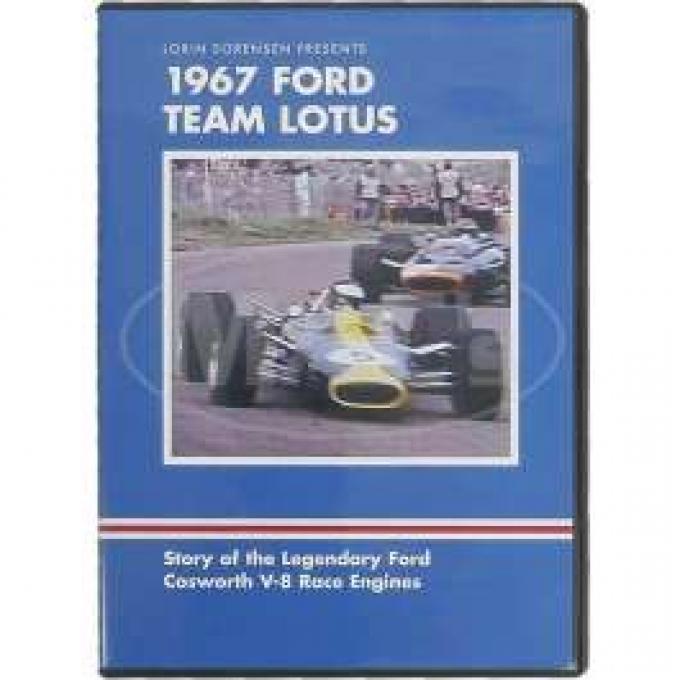 Video, Ford Team Lotus