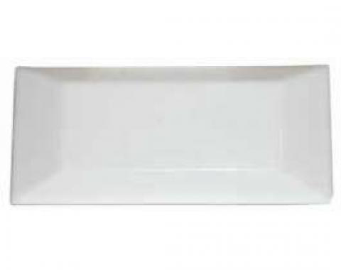 Daniel Carpenter Dome Light Lens - White Plastic D1AZ-13783
