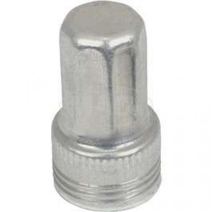 Ford Thunderbird Comp Valve Cap, Screw-on, Rotolock, 1958-66