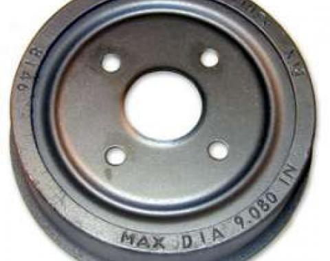 "Ford-Mercury Including Galaxie 11-1/32"" Front Or Rear Brake Drum"