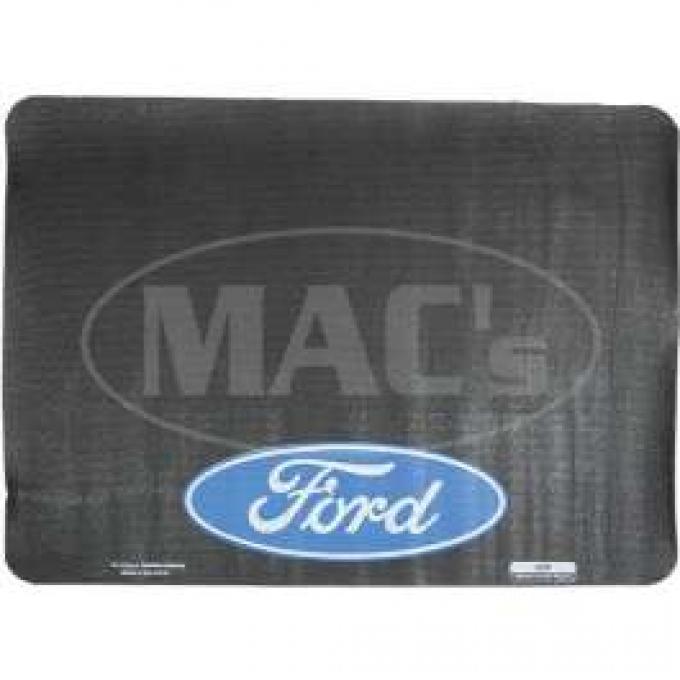Ford Fender Cover, Gripper, Jumbo, Blue Oval Logo