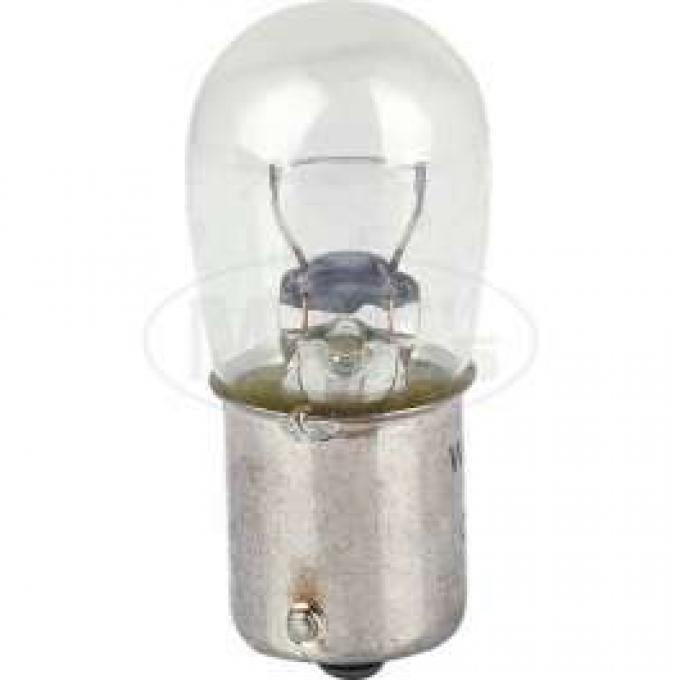 Light Bulb - 12 Volt - Single Contact Bayonet - Bulb #1003