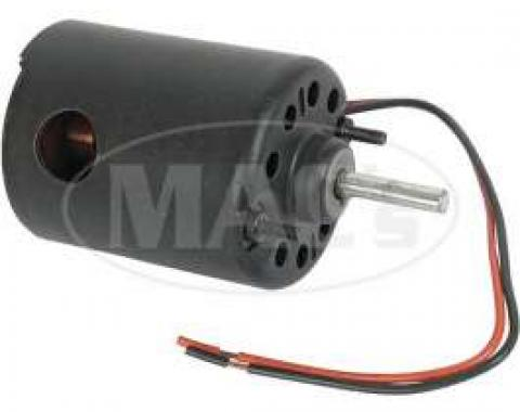 Heater Blower Motor, For Cars Without Air Conditioning, Galaxie, Torino, 1966-1970