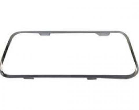 Brake Pedal Pad Trim Ring - Stainless Steel