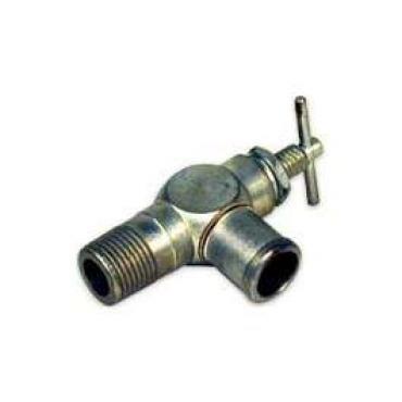 Heater Hot Water Control Valve - Manual Shutoff Type