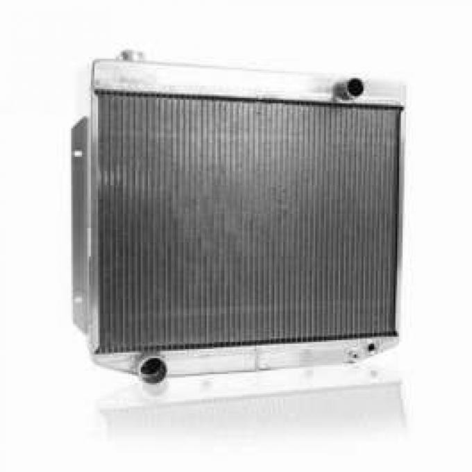 Griffin Aluminum Radiator for V8 Manual 1957-59 Ford