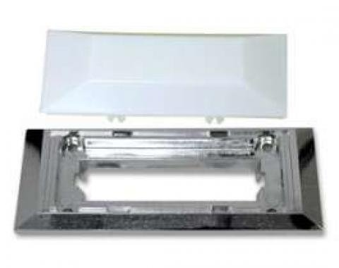 66/71 Fairlane/Torino Dome Light Bezel & Lens Kit