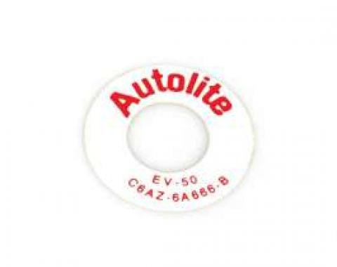 PCV Plastic Ring - Marked C6AZ-6A666-B - Autolite
