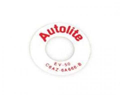 PCV Plastic Ring - Marked C6AZ-6A666-B - Autolite