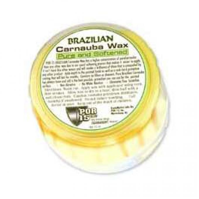 Por Carnauba Wax-12 Oz. Can