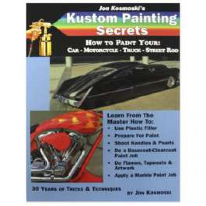 Jon Kosmoski's Kustom Painting Secrets